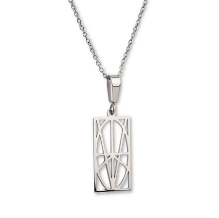 Picture of Women's Small Stainless Steel Pendant
