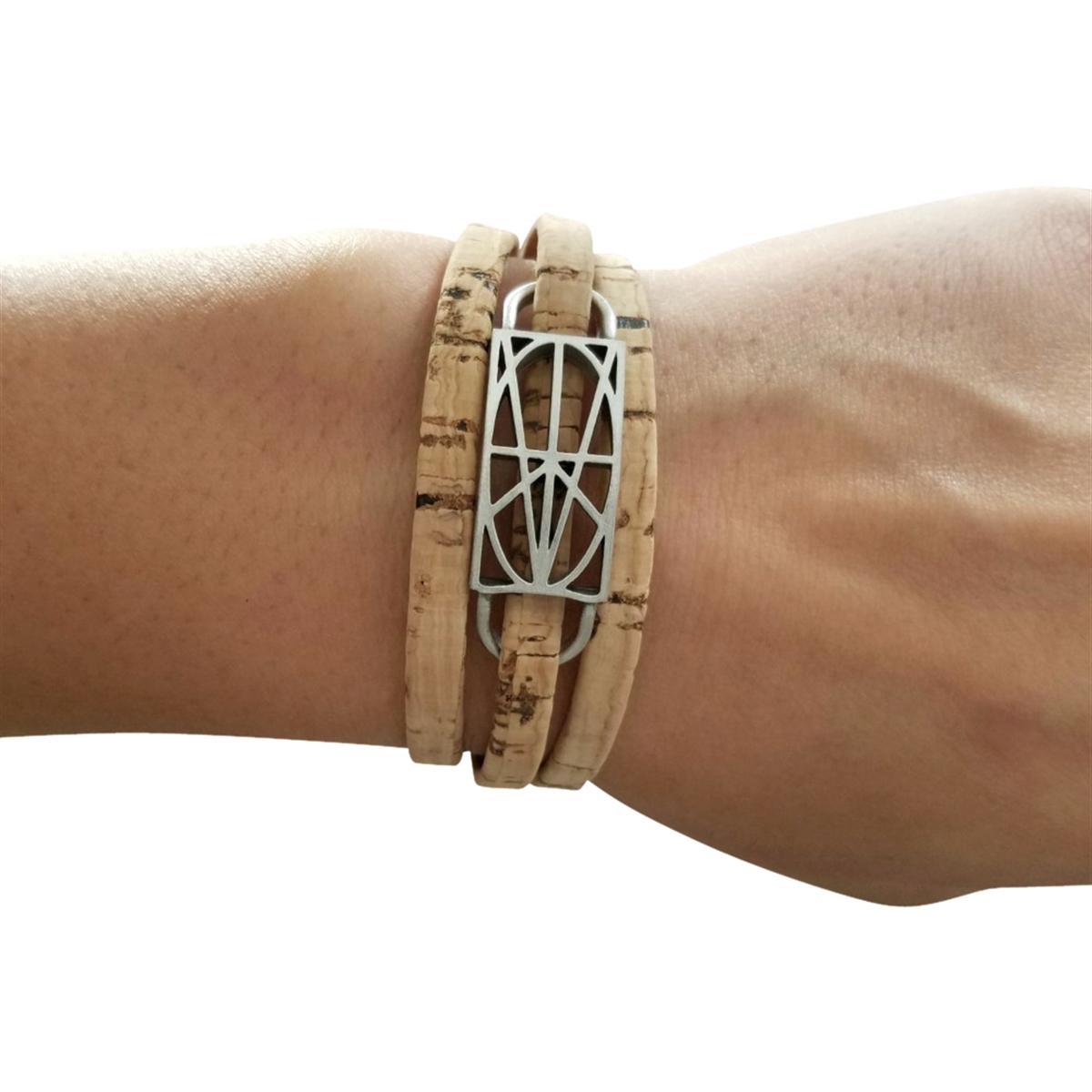 Picture of Women's Cork Bracelet